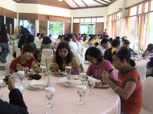 Lunch In Bandung Sariater Caf
