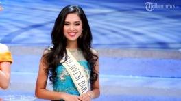 Foto Pemenang Miss Indonesia 2014 Maria Asteria Sastrayu Profil Biodata