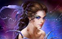 Cute-Girl-Fantasy-3D-Wallpaper