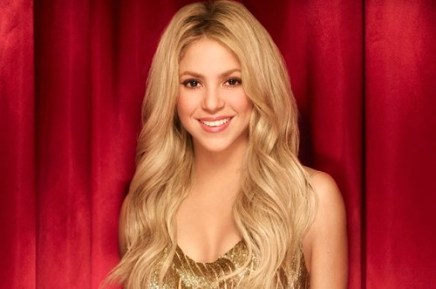 THE VOICE -- Season: 6 -- Pictured: Shakira -- (Photo by: Matthew Rolston/NBC)